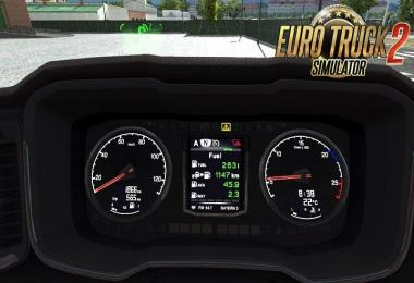 Scania Dashboard Computer v1.1 by Piva [1.30.x]
