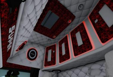 Scania RJL Danish Interior v1.0