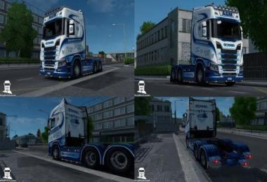 Scania S A&M Commercials v1.0