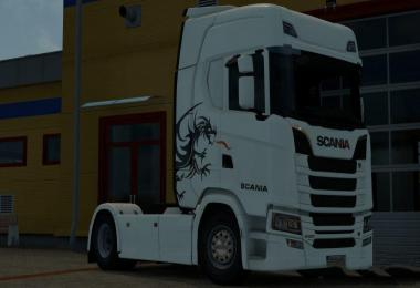 Scania S & R modifications by Dominiko