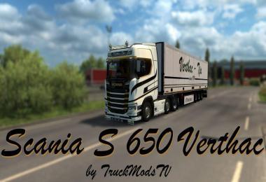 Scania S Verthac Combo Skin v1.3