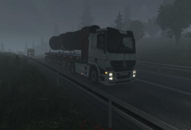 SGate Weather Mod For ETS v1.2 (1.30.x)