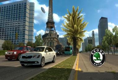 Skoda Superb for ATS v3.2