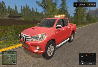 Toyota hilux v1.0