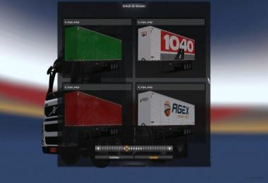 Trailers Pack by Victor Rodrigues [RCTEAM] v1.7