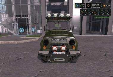 UAZ tuning by KOVSH