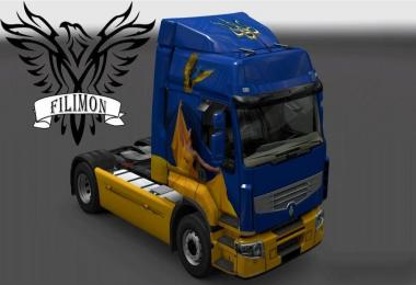 Ukaine skin by Filimon v1.0
