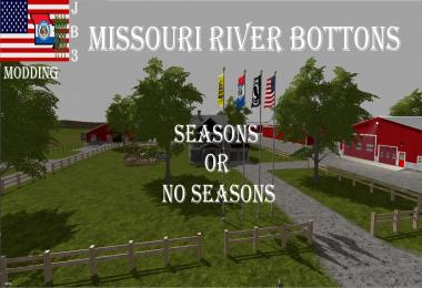 Update for Missouri River Bottoms Final