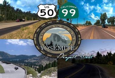 US 50 & CA 99 v1.9.1