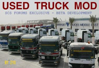 Used Trucks 1.30.x