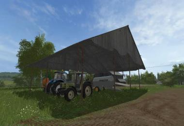 Vehicle Shelter And Frames (Prefab) v1.0