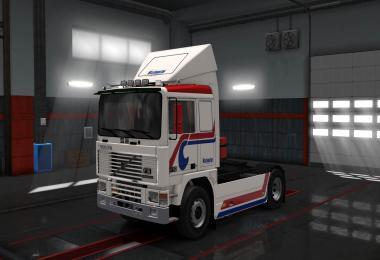 Volvo F series WesTransLine skin 1.30