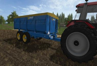West 10t Grain Trailer v1.1.0.0