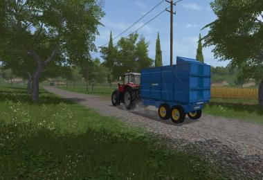 West 10t Silage Trailer v1.1.0.0