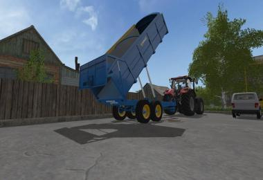 West 12t Grain Trailer v1.1.0.0