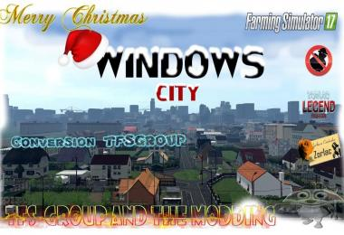 Windows City by TFSG