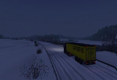 Winter Add-On for Realistic Graphics Mod v0.9