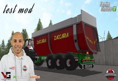 ZACCARIA ZAM200 DP/8SP v1.1