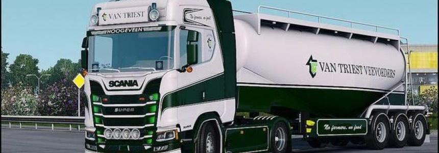 Scania Van Triest v1.0