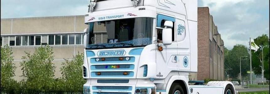 Scania W&B ETS 2 v1.0