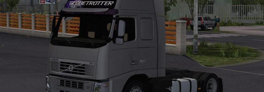 Lowdeck Addon for Volvo FH Classic (Peerke145) by Sogard3
