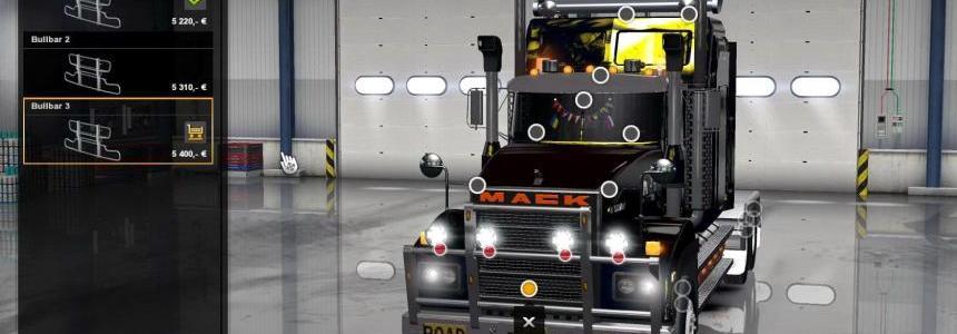 Mack Titan V8 + Interior v3.2 1.30.x