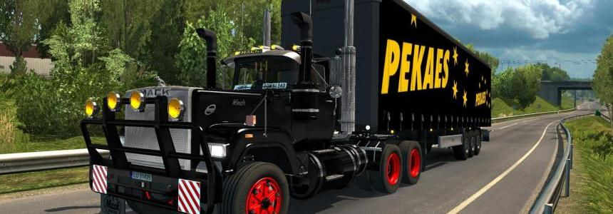 MACK Superliner V8 RTA Mods v3 5 v1 30 x - Modhub us