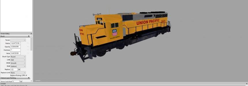 Trains mods v1.0.0.0