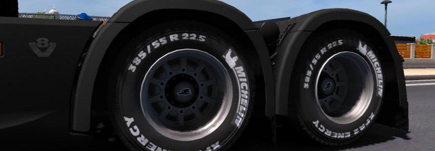 A large package of road, off-road and winter wheels v1.4