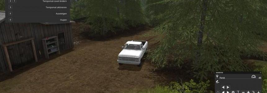AutoDrive Goldcrest Valley incl. Forestry and sawmill v3