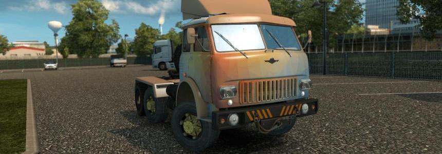 MAZ 504 / 515 / 515b-1973 / 508 / 509 / 520 v4.0