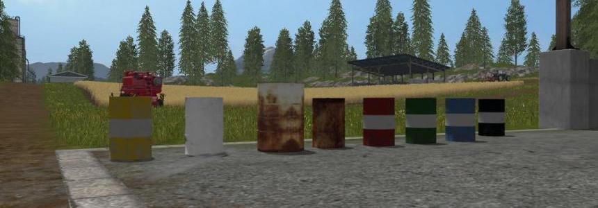 Barrel Pack v1.0.0.0