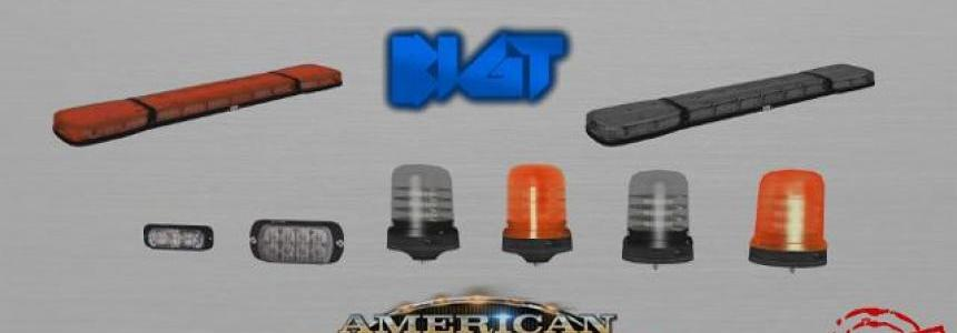 BigT Britax LED Beacons Pack 1.29-1.30