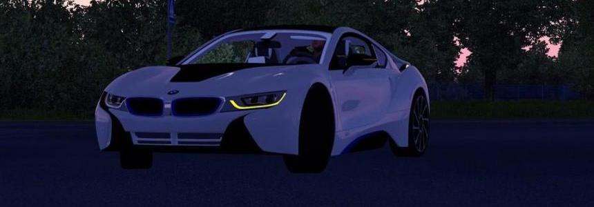 BMW i8 1.30