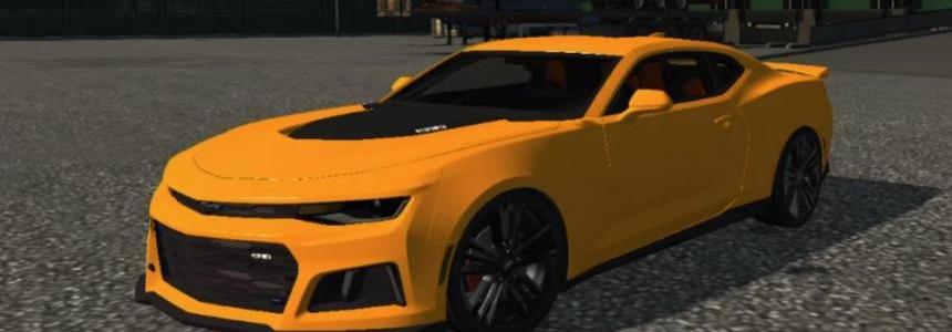Chevrolet Camaro ZL1 - Reworked - 1.30.x