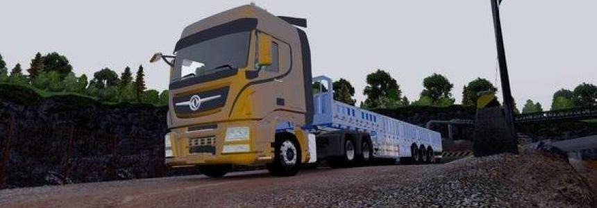 China Dongfeng Tianlong flagship v1.0