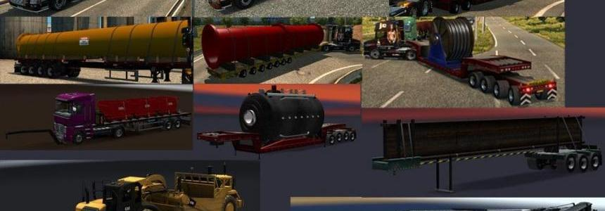 Chris45 Trailers Pack v9.08