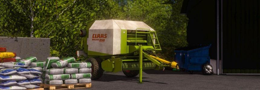Claas Rollant 250 Rotocut v2.2