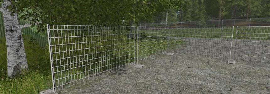 Construction Fence (Prefab) v1.0.0.0