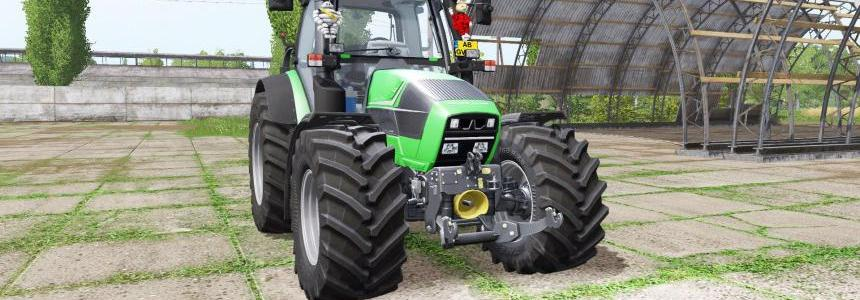 Deutz-Fahr Agrotron 620 TTV v1.0