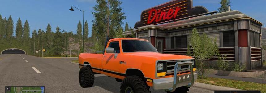 Dodge farm truck v1.0