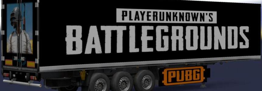 Fan Trailer Skin Playersunknown Battleground v1.0