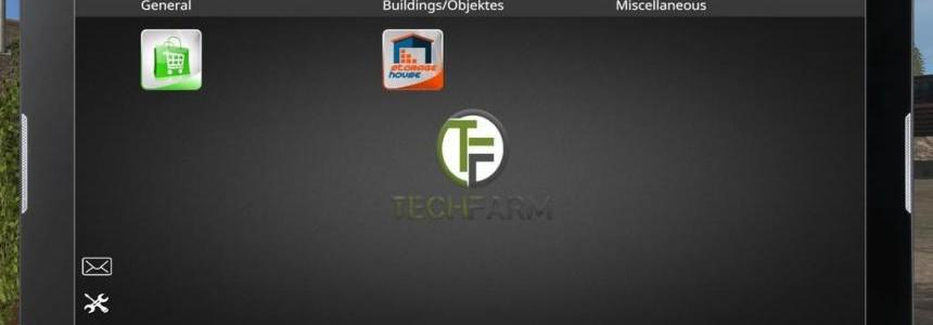 FarmingTablet - App: Storage House v1.0