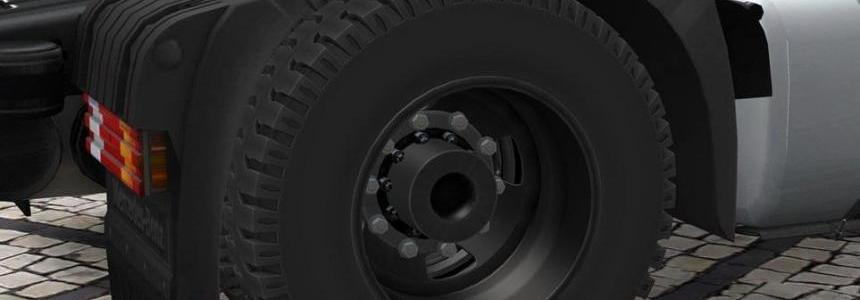 FAW Liberation CA10 Tire v1.0