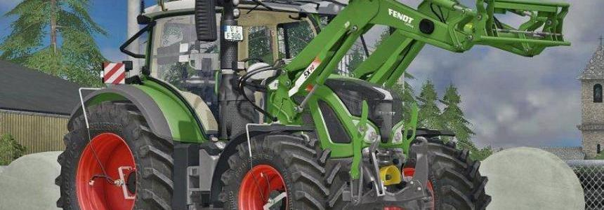 Fendt 500 Vario SCR Full Pack v2.0