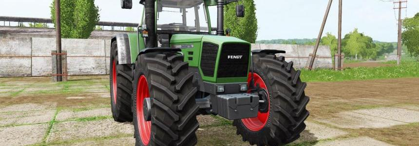 Fendt Favorit 916 Turboshift v1.0