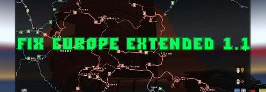 Fix Europe Extended v1.1 25.01