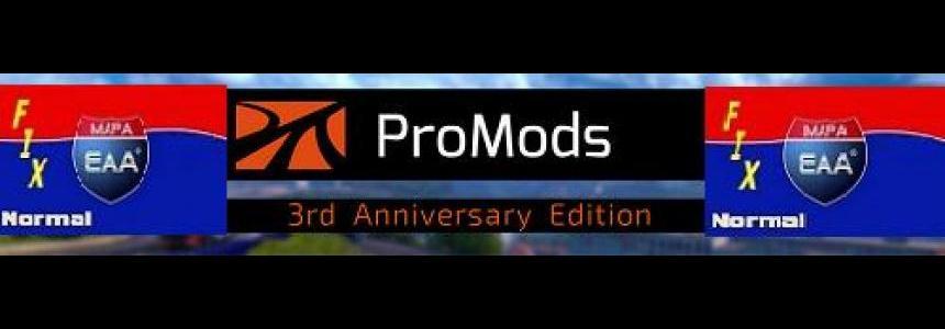Fix ProMods + EAA v1.0