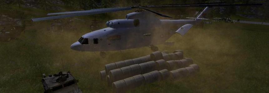 Mi-26A Universal AutoLoad Helicopter v1.0