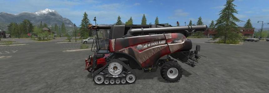 New Holland CR1090 Pack v7.0